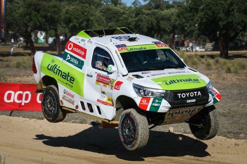 Miguel Barbosa lidera Baja Portalegre 500