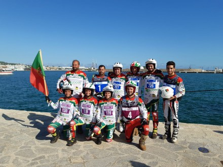 Trial das Nações 2019 Duas equipas em Ibiza