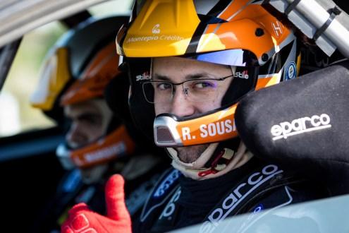 Ricardo Sousa em três frentes