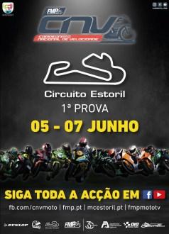 Estoril festeja regresso do motociclismo