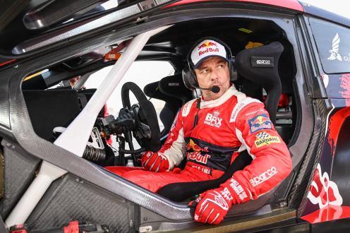 Dakar: Loeb não quis contrariar a BRX/Prodrive