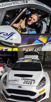 WRC2 News: Kristensson num Fiesta Rally2 oficial