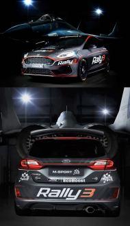 Ford Fiesta Rally3 homologado