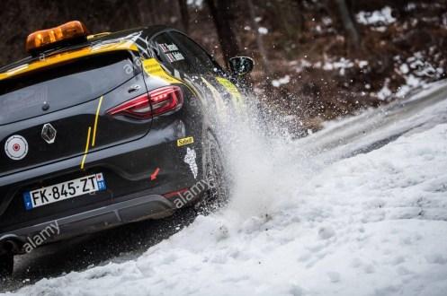 Clio Rally4 homologado
