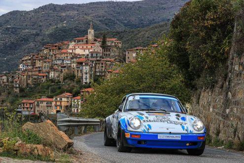 Sanremo Rally Storico 2021: Vitória convincente de Zanche