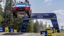 WRC Rali da Finlândia com alteração de datas