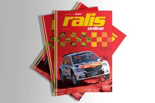 Anuário Ralis Online 2020 já está disponível