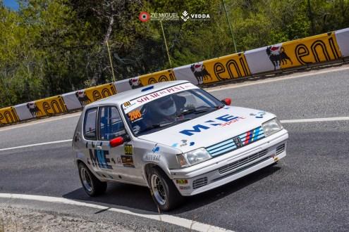 Eva Laranjeira estreia Peugeot 205 Rallye com um pódio entre os Clássicos 1300