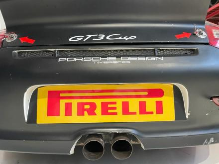 GT3 Cup é parceria oficial  da Porsche Motorsport