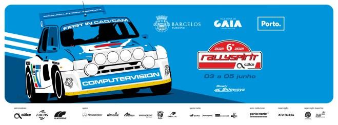 Itinerário RallySpirit Altice