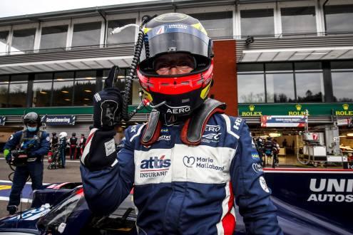Filipe Albuquerque brilha com vitória em Spa-Francorchamps