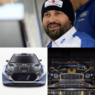"""WRC News: Loriaux: """"Eu não poderia recusar liderar o meu próprio projeto"""""""