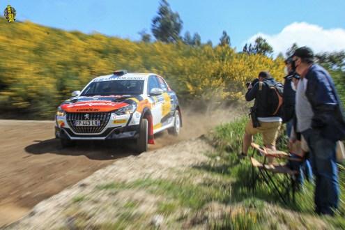 Ricardo Sousa estreia Peugeot com pódio 2RM