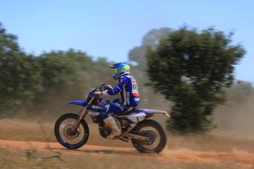 António Maio (Yamaha) e Luis Fernandes (Yamaha) vencem Baja TT Montes Alentejanos no arranque do CNTT Road to Dakar