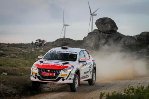 Hugo Lopes ambiciona um bom resultado no WRC Vodafone Rali Portugal