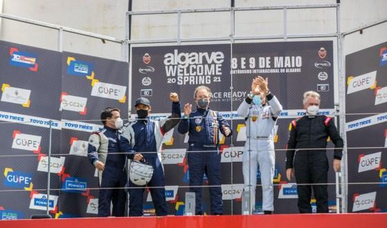 Luis Sepúlveda / Fernando Soares dominam a primeira prova do Trofeu MINI