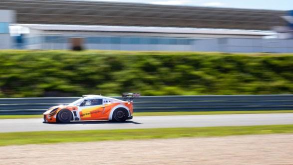 Francisco Gonçalves estreia-se na Supercars- GT4 South com um Lotus Exige 260R na categoria GTC