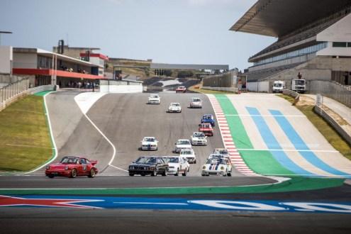 Estreia das Carrera 80's em Portugal com vitórias portuguesas