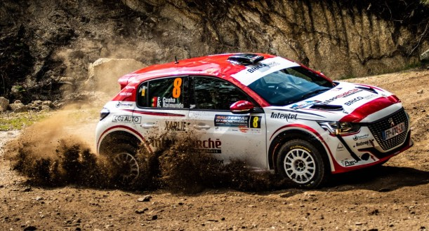 EFC Rally Team queria mais na Aboboreira