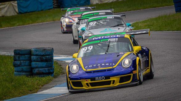 Lotação quase esgotada no GT3 Cup em Portimão