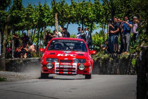 Filipe Madureira e Cristina Silva encantados  com presença no RallySpirit Altice 2021