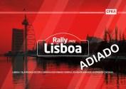 Rally de Lisboa adiado