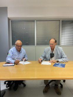 Protocolo entre o Clube Escape Livre e o CPAA certifica viaturas históricas na Guarda