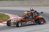 LA Motorsport:  Lugar no top five