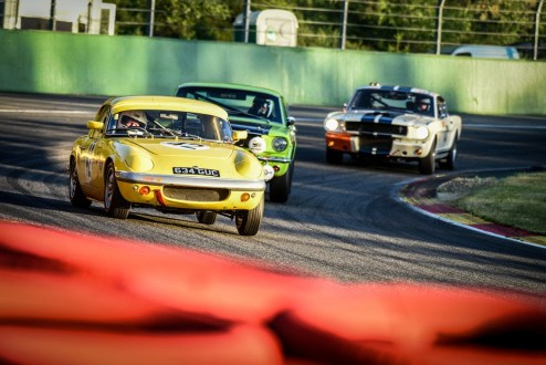 Iberian Historic Endurance regressa a Spa-Francochamps para as Spa 3H
