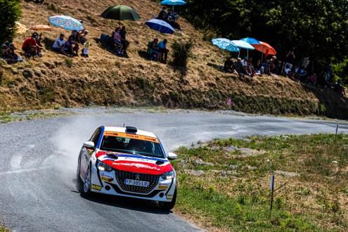 Vitória de Álvaro Muñiz e Javier Martinez no Rallye de Ourense