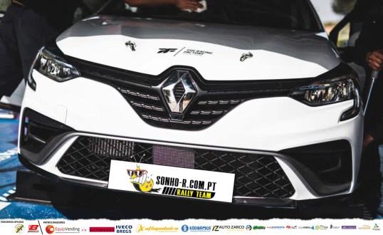 Estreia do novo Renault Clio Rally5