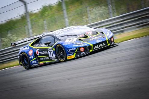 Henrique Chaves em Itália para o GT World Challenge Europe
