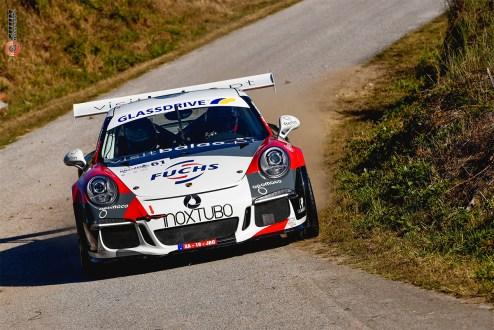 Vítor Pascoal leva Porsche 911 GT3 Cup à vitória no Rali da Água – CIM Alto Tâmega