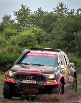PRK Sport Rally Team com experiência positiva  na Baja da Polónia