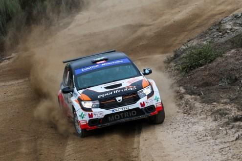 Gil Antunes com ritmo consistente e desfecho agridoce no Rally Serras de Fafe e Felgueiras