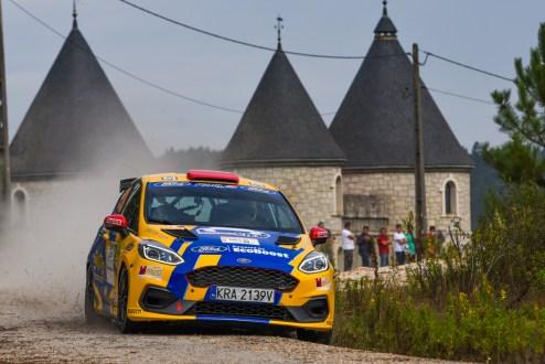 Equipa Ford desenha 'estratégia de ataque' com Fiesta Rally3 no Rally de Lisboa