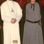 Pope Paul VI and Father Gerald