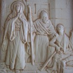 Joseph and Mary Search for the Boy Jesus