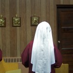 Handmaids Pray Stations