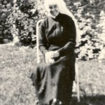 1947 photo of Sister Elizabeth.