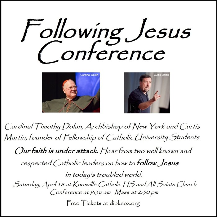 Following Jesus Conference