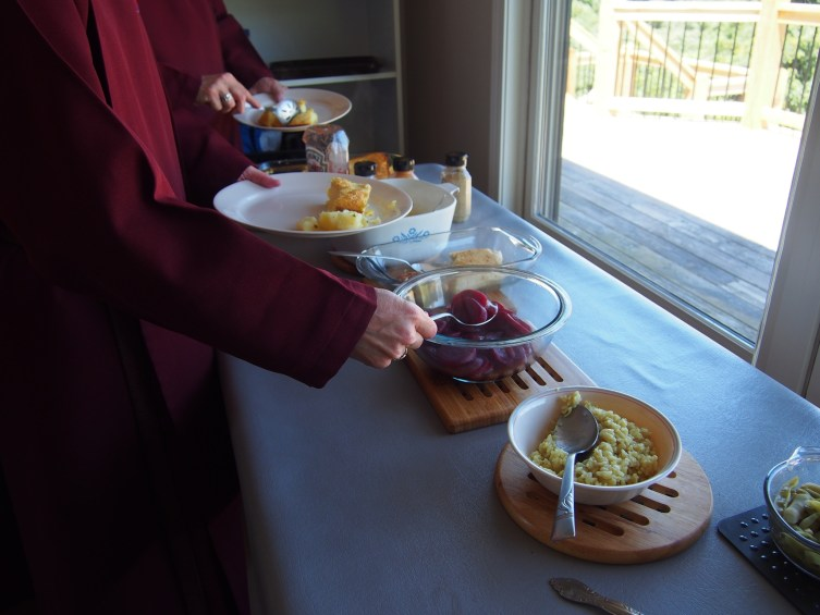 Casseroles, serving bowls and side dishes are already in heavy use in our kitchen. Thank you so much!