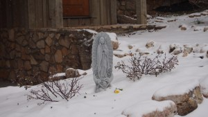Our Lady of Guadalupe Garden Statue