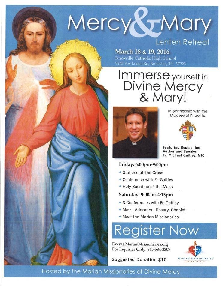 mercy and mary