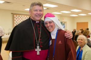 Bishop and Sister
