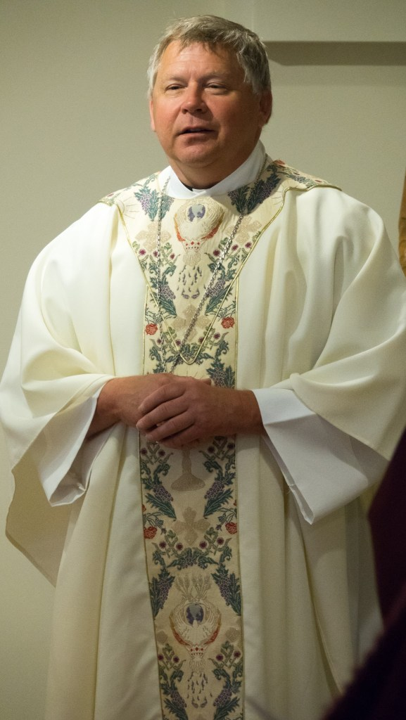 Bishop Stika celebrated the Mass of Religious Profession for Jubilees