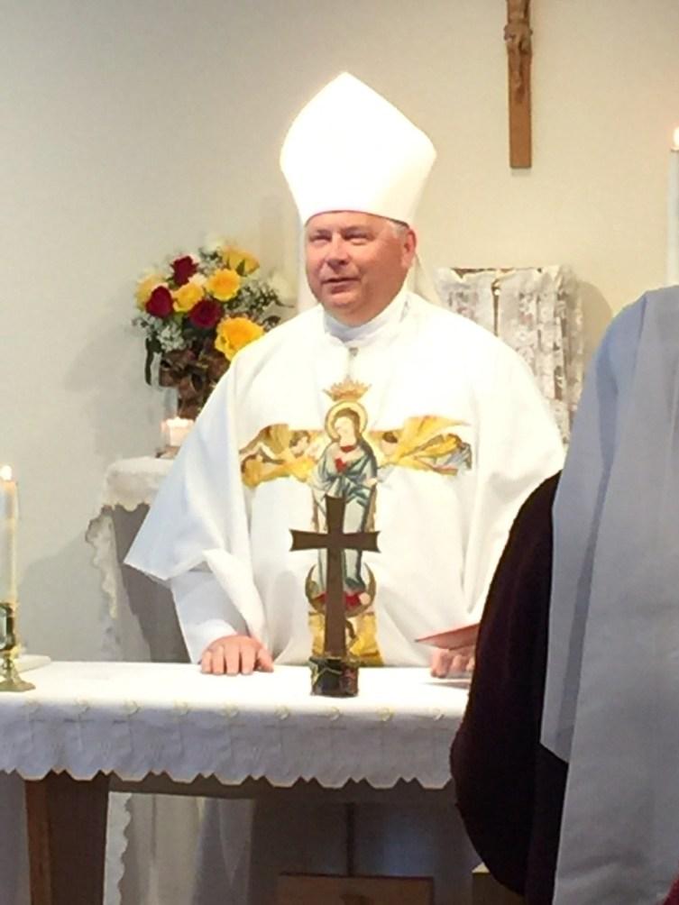 Bishop Richard F. Stika of Knoxville, Celebrant