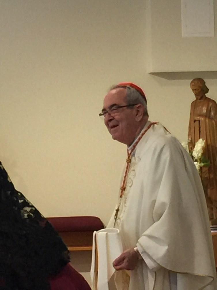 Justin Cardinal Rigali, Archbishop Emeritis of Philadelphia, Concelebrant