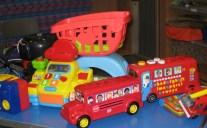 Toy Wheels