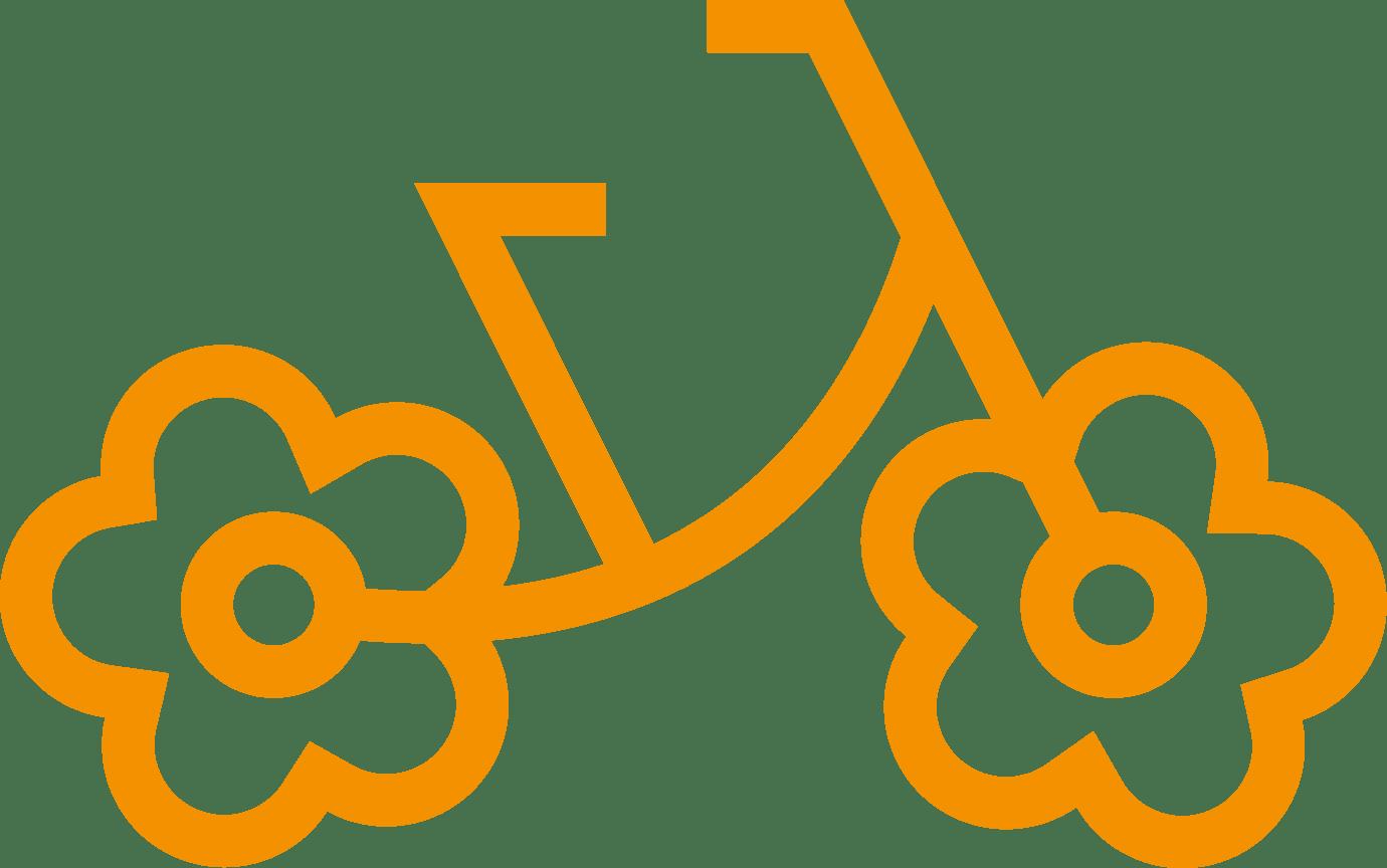 Afbeeldingsresultaat voor fiets onder de aandacht